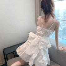 Dress Summer 2020 Picture color M, L Short skirt singleton  Sleeveless other other other other other camisole Other / other Bandage 1-n7fTwCSj other other