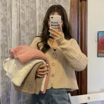 sweater Autumn 2020 S,M,L,XL Apricot, pink singleton  other 95% and above Other / other