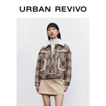 short coat Spring 2021 S L M Brown check Long sleeves easy other 25-29 years old UR 51% (inclusive) - 70% (inclusive) 1YL03S1EN2003 polyester fiber Polyester 53% polyacrylonitrile 15% cotton 14% viscose 10% others 8% Same model in shopping mall (sold online and offline)