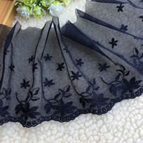 lace dark blue