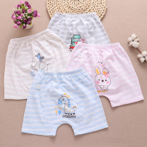 trousers Other / other neutral 73cm is suitable for 5-11 months, 80cm for 1-2 years, 90cm for 2-3 years, 100cm for 3-4 years summer shorts No model Big PP pants middle-waisted cotton Don't open the crotch Other 100% 12 months, 4 years, 5 years, 6 years