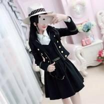 Fashion suit Spring 2020 S,M,L,XL Shirt, coat with sling, shirt with sling and coat