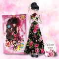 Doll / accessories Ordinary doll 3 years old, 4 years old, 5 years old, 6 years old, 7 years old, 8 years old, 9 years old, 10 years old, 11 years old, 13 years old, 14 years old and above Ye Luoli China Plus official dressing gift bag + freight insurance ≪ 14 years old a doll