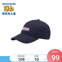 Hat 52-54 Medieval Blue / 007d racing red / 001w 4-12 years old neutral peaked cap SKECHERS / SKECHERS L121K055 leisure time