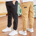 trousers Panda planet male spring and autumn trousers motion There are models in the real shooting Casual pants Leather belt middle-waisted cotton Don't open the crotch Cotton 95% polyurethane elastic fiber (spandex) 5% XM8098A Class B Winter 2020 Chinese Mainland Zhejiang Province Huzhou City