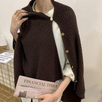 Scarf / silk scarf / Shawl Pashmina  winter female Shawl multi-function Korean version rectangle juvenile other other 81% (inclusive) - 95% (inclusive) Autumn 2020