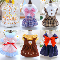 Pet clothing / raincoat currency Dress 8 - about 2 jin 10 - about 4 jin 12 - about 8 Jin 14 - about 10 jin 16 - about 15 Jin PETCIRCLE princess