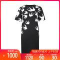 T-shirt XS S M L Spring 2020 Short sleeve Medium length cotton 96% and above MCQ Cotton 100%
