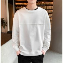 Sweater Youth fashion Others 1106 black, 1106 white, 1106 blue, 1121 white, 1121 black, 1126 white, 1126 black, 1126 blue, 1102 white, 1102 black, 1102 blue, 1102 green, 1103 white, 1103 black, 1103 blue, 1103 green M,L,XL,2XL,3XL Solid color Socket routine Crew neck spring easy teenagers tide cotton