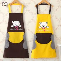 apron Sleeveless apron waterproof Korean version Personal washing / cleaning / care One size fits all KA-6683 Other brands yes Cartoon