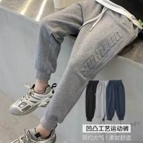 trousers Other / other male spring and autumn trousers motion Jeans Polyester 100% Six, seven, eight, nine, ten, eleven, twelve, thirteen, fourteen