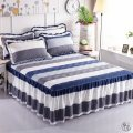 Bed skirt cotton Other / other Geometric pattern Qualified products YDB-CQmIROb