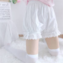 Leggings Autumn 2020 White lace [lace], black lace [lace], white [regular], black [regular] S suggests less than 90 kg, m suggests 90-105 kg, l suggests 105-120 kg, XL suggests 120-140 kg shorts
