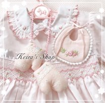 Dress Pink dress female Other / other 80cm,90cm,100cm,110cm,120cm,130cm Cotton 100% spring and autumn Britain Long sleeves Pure cotton (100% cotton content) Fluffy skirt Class A 12 months, 18 months, 2 years old, 3 years old, 4 years old, 5 years old, 6 years old, 7 years old