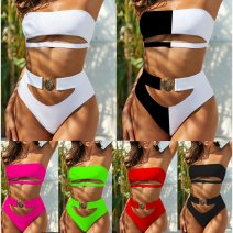 Bikini other S,M,L With chest pad without steel support nylon