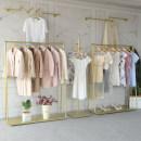 Clothing display rack clothing iron Set meal 1
