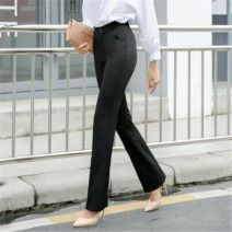 Suit pants / suit pants Winter 2015 Self cultivation middle-waisted trousers routine Self made pictures 25-29 years old zipper Korean version