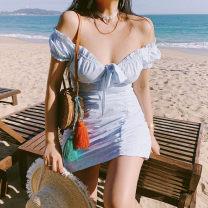 Dress Summer 2021 One shoulder dress S,M,L