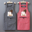 apron Sleeveless apron waterproof other Household cleaning S public no Cartoon
