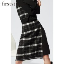 skirt Autumn 2020 2/S 3/M 4/L 5/XL 6/XXL black Middle-skirt commute Natural waist A-line skirt other Type A 25-29 years old HFFAW9319A 31% (inclusive) - 50% (inclusive) other FIRSTSTATION acrylic fibres Simplicity Same model in shopping mall (sold online and offline)