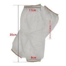apron Sleeveless apron waterproof Simplicity PVC Household cleaning Average size Beautiful and clean public yes Solid color