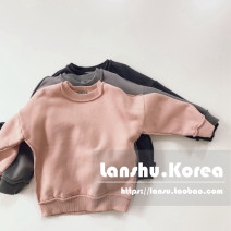 Sweater / sweater Other / other Gray spot does not return, pink spot does not return, ink spot does not return neutral XS for 80-85, s for 85-92, m for 92-100, l, XL winter nothing leisure time Socket Plush Official pictures other Solid color