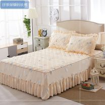 Bed skirt [thickened] 1.8x2m [bed skirt 1 + pillow case 2], [thickened] 120x200cm cotton bed skirt piece, [thickened] 1.2x2m [bed skirt 1 + pillow case 2], [thickened] 150x200cm cotton bed skirt piece, [thickened] 180x200cm cotton bed skirt piece, [thickened] 1.5X2m [bed skirt 1 + pillow case 2]