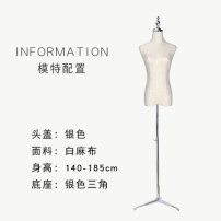 Fashion model Zhejiang Province Other / other Plastic Support structure Simple and modern Women's linen with iron base Fashion / clothing Disassembly Official standard PVC