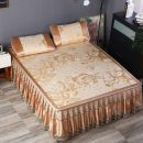 Mat / bamboo mat / rattan mat / straw mat / cowhide mat Mat Kit Cellulose material (regenerated cellulose fiber) Other / other 1.2m (4 ft) bed, 1.5m (5 ft) bed, 1.8m (6 ft) bed, 1.8 * 2.2m bed, 2.0m (6.6 ft) bed Folding Qualified products