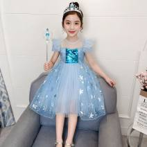 suit Other / other G70-g-light blue, p26-n-pink, A56 blue dress + crown + magic wand, C84 pink dress + crown + magic wand female Solid color K67847 3 months