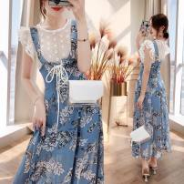 Outdoor casual suit Tagkita / she and others female 51-100 yuan S,M,L,XL,4XL,2XL,3XL Summer 2020
