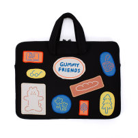 Laptop bag Cartoon Portable official document Free light other