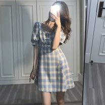 Women's large Summer 2021 Picture color S M L singleton  C530 Weibordan 71% (inclusive) - 80% (inclusive) Short skirt Other 100%