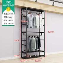 Clothing display rack clothing stainless steel Other / other Official standard