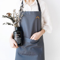 apron Sleeveless apron antifouling Korean version other Average size Skosa the post-90s generation yes like a breath of fresh air
