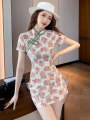 Fashion suit Xiao Feng XF-0516-620 Other 100% Summer 2021 18-25 years old Picture color S M L XL