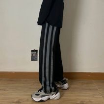 Women's large Spring 2021 Picture color S [75-85 Jin] m [85-95 Jin] l [95-110 Jin] XL [110-130 Jin] 2XL [130-150 Jin] 3XL [150-170 Jin] 4XL [170-200 Jin] trousers singleton  commute easy moderate Korean version MKD-JD570 Mikedo 18-24 years old 96% and above Cotton 96% other 4% trousers