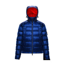 Down Jackets other Moncler Youth fashion routine Other leisure 1A5001053071 Polyamide fiber (nylon) 100% Spring 2021 Same model in shopping malls (both online and offline) 0 1 2 3 4 5 Blue / 749-gk