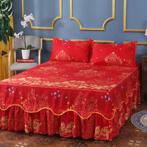 Bed cover Plants and flowers Other / other Acetate fiber