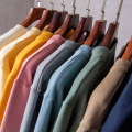 Sweater Youth fashion Others 3044 Navy, 3044 light yellow, 3044 pink, 3044 black, 3044 gray, 3044 orange, 3044 coffee, 3044 green, 3044 meter white, 3044 sky blue M,L,XL,2XL other Socket routine Crew neck spring Straight cylinder leisure time youth tide routine polyester fiber