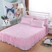 Bed skirt Bed skirt 120x200cm, bed skirt 150x200cm, bed skirt 180x200cm, bed skirt 180x220cm, bed skirt 200x220cm Polypropylene fiber Other / other Plants and flowers VdNWI