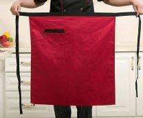 apron Sleeveless apron antifouling Korean version pure cotton Cooking / baking / barbecue Average size LY002