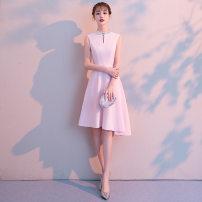 Wedding dress Summer of 2019 Black, pink S,M,L,XL,XXL https://detail.1688.com/offer/5
