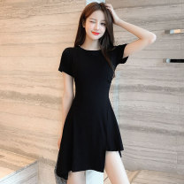 Dress Summer 2021 black S,M,L,XL Other / other