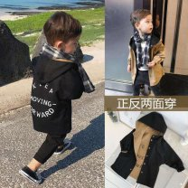Outdoor casual clothes Tagkita / she and others male seventy-seven point six zero Khaki black 2-sided 51-100 yuan 80, 90, 100, 110, 120, 130, you can take one size bigger according to your height other Hood have more cash than can be accounted for