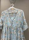 Dress Spring 2021 blue M(2),L(3),XL(4),XXL(5) Other / other 552Q512070