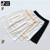 skirt Summer of 2019 One size fits all, short-s (40cm), short-m (40cm), short-l (40cm), short XL (40cm), Medium-s (50cm), medium-m (50cm), medium-l (50cm), medium XL (50cm) White, apricot, black, milk white, white Leggings message weight, black leggings message weight, pink Leggings message weight