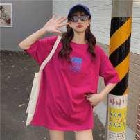 Pocket towel White m white l White XL rose red m rose red l Rose Red XL Korean version LDY12 Colorful purple light Summer 2021