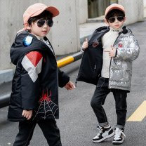 Down Jackets 110 (recommended height 100 cm), 120 (recommended height 110 cm), 130 (recommended height 120 cm), 140 (recommended height 130 cm), 150 (recommended height 140 cm), 160 (recommended height 150 cm) 65% White duck down male Fengfengxuan Red (silver), black (silver), black (gold) 3 months