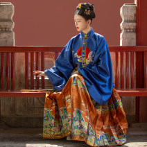 Hanfu 96% and above S,M,L polyester fiber